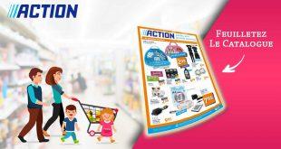 Catalogue Action en ligne Du 4 Au 10 Août 2021
