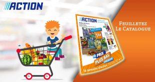 Catalogue Action en ligne Du 29 Septembre Au 5 Octobre 2021
